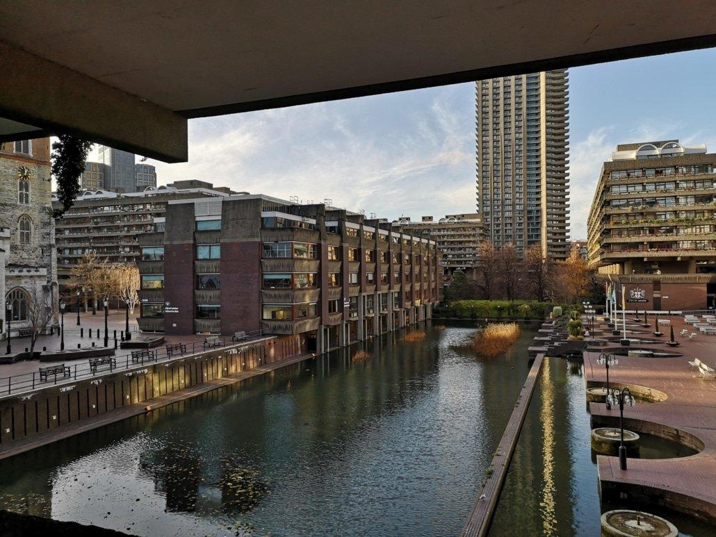Mein Lieblingsgebäude: Barbican